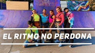 EL RITMO NO PERDONA - Daddy Yankee    CHILE x PUERTO RICO