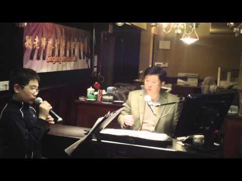 (103)心在跳-金池 中國好聲音(原唱-黎明)Daniel宋文元 歌唱課程