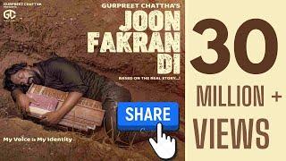 Joon Fakran Di Gurpreet Chattha