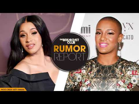 Cardi B and Nya Lee Feud Over Instagram DM