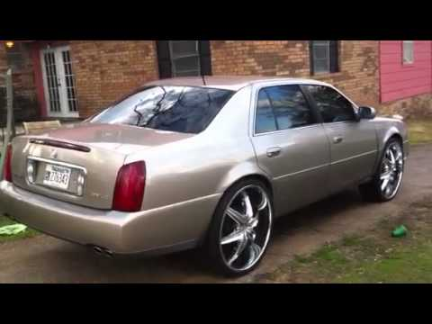 Cadillac Deville On 26 Youtube