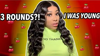 GIRL TALK: HOW I LOST MY V CARD STORYTIME (HE WANTED MORE 🥴😊)