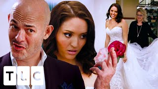 Bride Plans A Wedding Without Boyfriend's Proposal | Say Yes To The Dress Australia