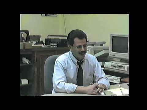 City of Plattsburgh Candidate Clyde Rabideau Jr. - 1991