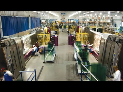 Anlin Window Systems Factory Tour