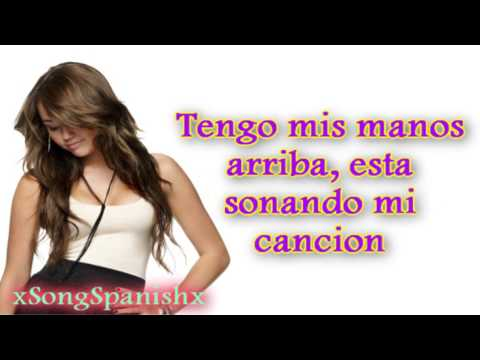 ♪♫ Party in the USA - Miley Cyrus (Traduccion en Español)