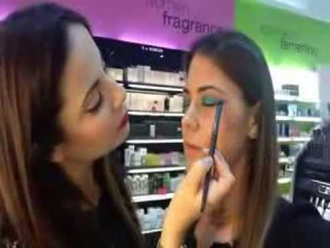 Doble tutorial con Make Up For Ever...