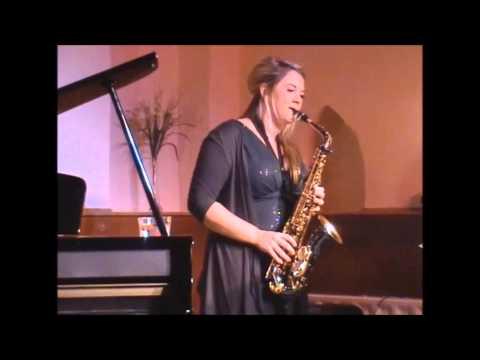 Man-Mou for alto saxophone & piano