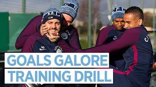 TRAINING GOALS!   Training Post Swansea