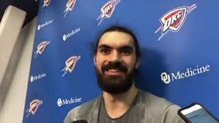 Thunder Update: Adams shares memory about Nick Collison