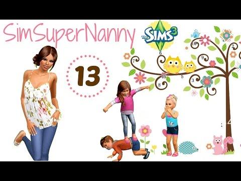 SimSuperNanny Capitulo 13 - Patinando y Ligando?
