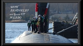 USS TOLEDO RETURNS FROM DEPLOYMENT 11 29 17