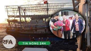 Tin nóng 24H | 9 ngư dân vẫn mất tích trong vụ tàu cá bị đâm chìm