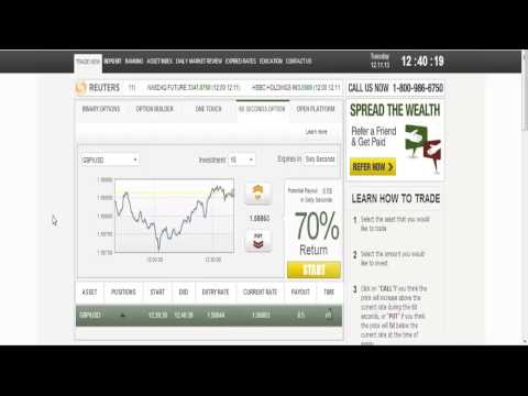 Binary options profit machine