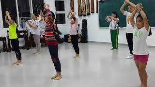 Dance with Thầy Hữu Trị