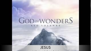 God Of Wonders Single By Ayo Solanke