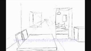 All comments on dessin de l 39 interieur d 39 une maison en - Dessin en perspective d une chambre ...