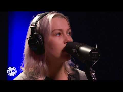 Phoebe Bridgers performing