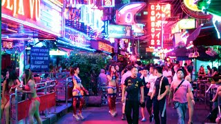 Bangkok Night walk - Soi Cowboy to Nana Plaza