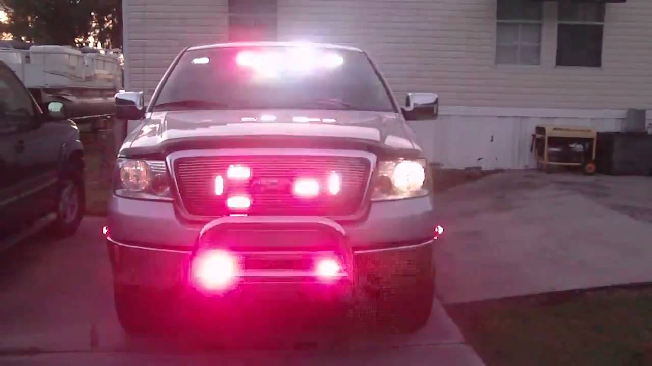 Emergency Vehicle Lights Youtube