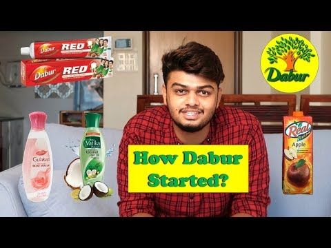 How Dabur Started? | Startup Success Stories in Hindi