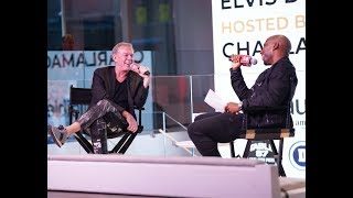 Charlamagne Tha God Hosts A Live Chat With Elvis About Elvis' New Book!