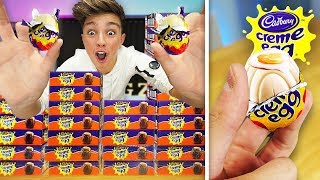 I Found The £2,000 WHITE Creme Egg... *Live on Camera* (SUPER RARE)