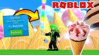 DONDURMA YEMEKTEN BOĞAZIM ŞİŞTİ / Roblox Ice Cream Simulator / Roblox Türkçe / Oyun Safı