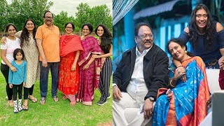 Senior actor Krishnam Raju, Prabhas family moments..