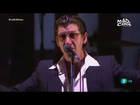 Arctic Monkeys Live at Mad Cool 2018 Full Concert