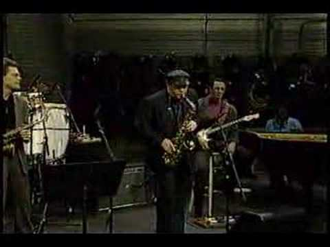 Phil Woods on Nightmusic