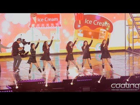 160217 H02 레드벨벳(Red Velvet)-Automatic+Ice Cream Cake 직캠(Fancam)/05th GAON Chart Award