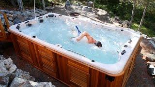 How an Arctic Spa Hot Tub is made - BrandmadeTV
