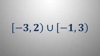Interval 5 – unija
