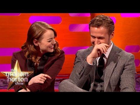 Emma Stone & Ryan Gosling Failed at Dirty Dancing - The Graham Norton Show
