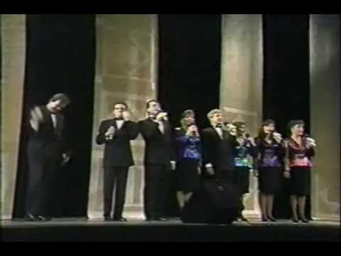 Tchaikovsky-Swingle Singers: 1812 Overture: online metal music video by THE  SWINGLE SINGERS