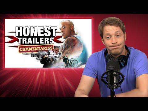 Honest Trailers Commentary   XXX Franchise