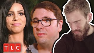 Woman Want 1 Million Dollars From Her New Husband - TLC #5