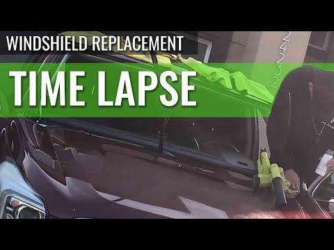 Side Door Glass Replacement