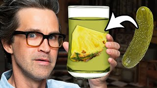 What's This Pineapple Soaked In? Taste Test