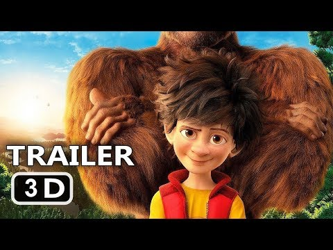 The Son Of Big Foot Official Trailer in 3D 2017 #YT3D ENG
