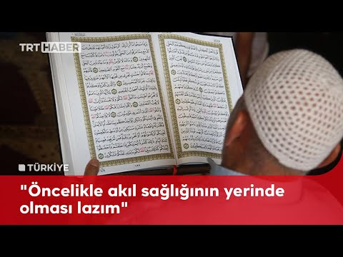 İtikafa dair merak edilenler TRT Haber'de