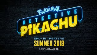 Detective Pikachu | New Teaser