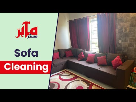 Best Sofa Cleaning Services in lahore | sofa cleaner | Mr. Mahir