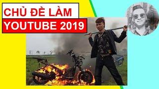Cách làm nội dung bạo lực phù hợp nguyên tắc cộng đồng (Chủ đề làm content YouTube 2019)