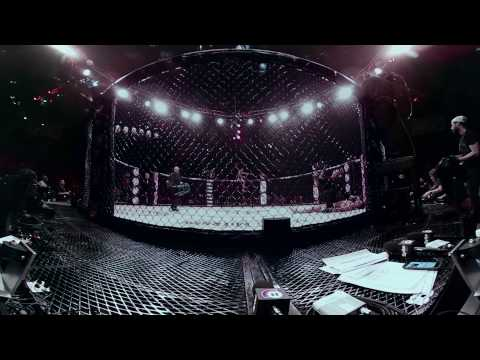 360 Virtual Reality: Paul Daley Flying Knee Knockout