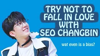 TRY NOT TO FALL IN LOVE WITH SEO CHANGBIN