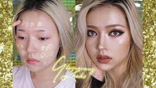 *모바일전체화면* Glamorous Khaki Make-up 글래머러스 카키 메이크업 (외국언니 메이크업) / 에이블리Avley