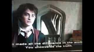 Prisoner of Azkaban Lupin resigns and goodbye
