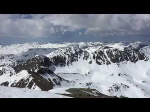 Handies Peak summit (14,048)